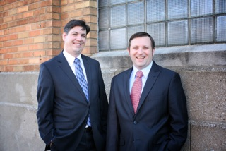 Jonathan and Geoffrey Willmoth, Attorneys
